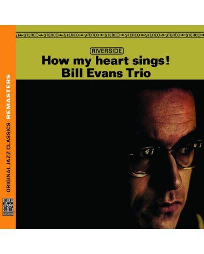 The Bill Evans Trio - How My Heart Sings! [Original Jazz Classics Remasters] - (CD) - 1